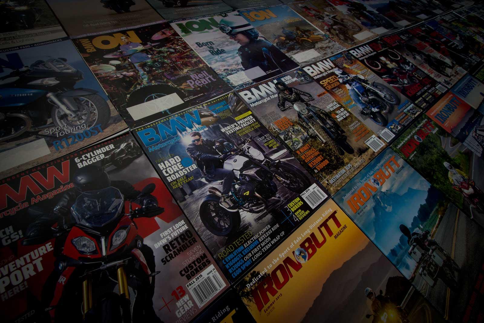 Magazine Images Background
