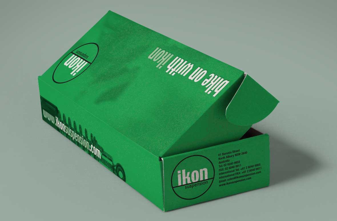 Ikon Packaging – Morr Art