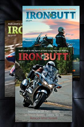 Iron Butt Magazine
