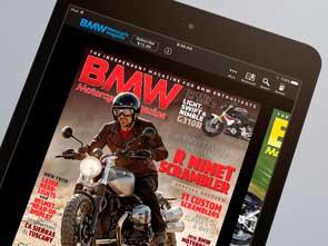 Digital BMW Motorcycle Magazine
